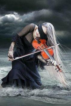 Musica♪♫♥.....La música es el corazón de la vida. Por ella habla el amor; sin ella no hay bien posible y con ella todo es hermoso. Franz Liszt
