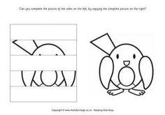 "Képtalálat a következőre: ""continue the drawing art ideas for preschool"" Puzzles For Kids, Games For Kids, Christmas Puzzle, Online Puzzle Games, Drawing Activities, Picture Puzzles, Bird Pictures, Business For Kids, Christmas Pictures"