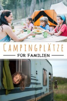 10 kinderfreundliche Urlaubsresorts fürs Familiencamping