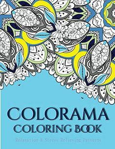 Colorama Coloring Book Books For Grown Ups