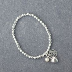 Dreamy Cluster Bracelet Pearl Necklace, Label, Pearls, Bracelets, Silver, Collection, Jewelry, String Of Pearls, Jewlery
