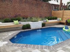 Designer Pools And Spas backyard lookbooks feature company profiles photos of backyard designs pools spas patios pool landscaping contractors for inspiration on backyard Best Pool Designs For Small Yards Httpinteriorfunxyz0816