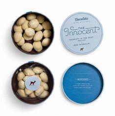 Chocolates With Attitude branding by Bessermachen DesignStudio branding