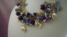 SETTER Jewelry n18  BRACELET  NECKLACE  A Unique by HOBBYHORSELADY, $54.90