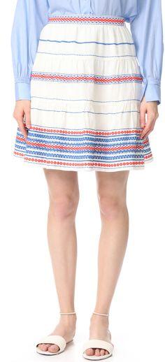 Club Monaco Ploye Skirt