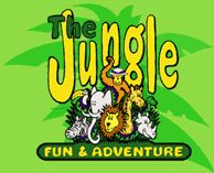 The Jungle--indoor play structure in San Jose--might be good for a rainy day