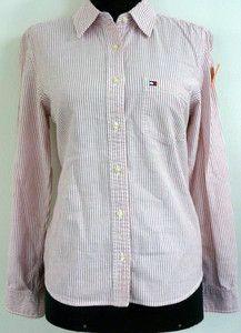 Tommy Hilfiger Women's Shirt (Women's) Size 6 for &8.99