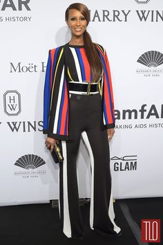 Iman is almost 60 years old. Bow down.
