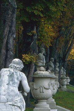 Schloss Nordkirchen Gardens, Westphalia, Germany