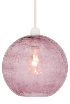 Buy Easy Fit Crackle Glass Pendant from the Next UK online shop