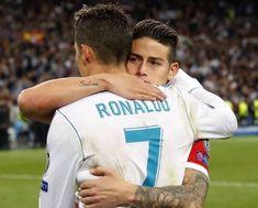 Cristiano Ronaldo & James Rodriguez ⚽ #realmadrid