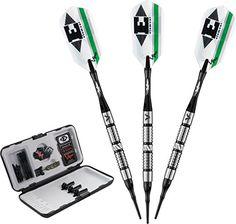 Spectre F2 Series Precision Grip 90/% Tungsten Darts Set in 24gram