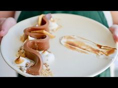 Flexible Ganache: Molecular Gastronomy - YouTube