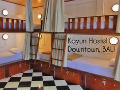 Kayun Hostel Downtown, Bali