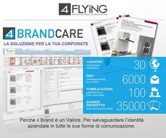 #4BrandCare, la #soluzione per la tua #corporate e #comunicazione