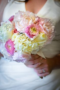 Gorgeous Spring bouquet by Stems by Serendipity