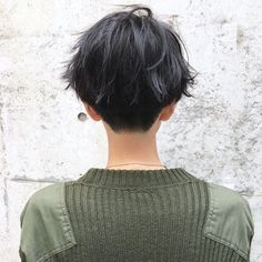 Ftm Haircuts, Tomboy Hairstyles, Girls Short Haircuts, Pretty Hairstyles, Twisted Hair, Shot Hair Styles, Hair Reference, Aesthetic Hair, Cut My Hair