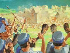Tema da Lição: As Muralhas de Jericó Contexto Bíblico: Livro de Josué - Capitulo 5 - a partir do versículo 13 e Capitulo 6 Publico: para...