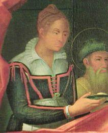 Italian Working class dress, c 1575-1600 (Pietro Ronzelli)