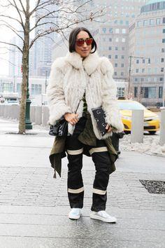 Teen Vogue Editors Street Style New York Fashion Week Fall/Winter 2015