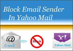 Block Email Sender
