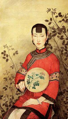 Chinese contemporary art Zhang Jiyu