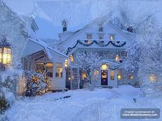 change screensaver to christmas | ... Peek at What Will Happen with Your Winter and Christmas Pictures