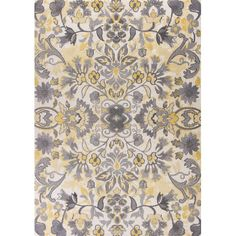 Found it at Joss & Main - Seraphina Rug in Ivory