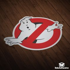 Aufkleber Ghostbusters