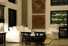 Lobby of Paradise Road The Villa Bentota