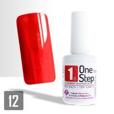"""Allepaznokcie """"One Step"""" Color Gel UV/LED 3in1 #12"""