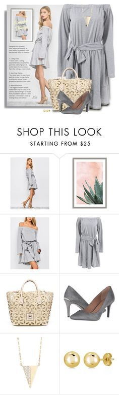 """""""Dress to Impress: Blind Date"""" by breathing-style ❤ liked on Polyvore featuring Art Addiction, Catherine Catherine Malandrino, Calvin Klein, Lana and BERRICLE"""