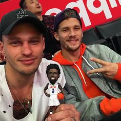 Vadim Ivanov and Andrey Zakharov     #male #models #handsome #rusian #men #boys #friends #friendship
