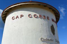 Moulin du cap corse qui a servi de publicité à la télé pour la liqueur il y a quelques années