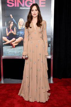 Dakota Johnson   How to Be Single In NYC Premiere (2016)