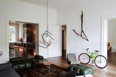 Karena Schuessler — Design Art Gallerist, Apartment & Gallery, Charlottenburg & Wilmersdorf, Berlin.