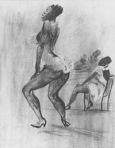 The Russian Museum Harlem Renaissance, Pablo Picasso, Burlesque, New Objectivity, Art Sur Toile, Black Art Painting, Magic Realism, Art Deco, Reproduction
