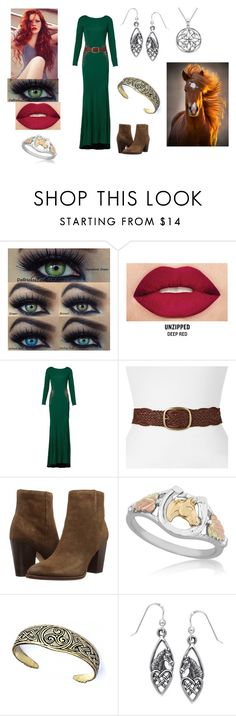 """Epona Celtic Goddess of Horses."" by cheyenne6796 ❤ liked on Polyvore featuring Smashbox, Badgley Mischka, SONOMA Goods for Life, Sam Edelman and Carolina Glamour Collection"
