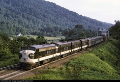 RailPictures.Net Photo: SOU 6144 Southern Railway EMD FP7 at Hickory Hill, Virginia by Jeremy Plant