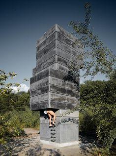 modulorbeat, Jan Kampshoff, Roman Mensing · one man sauna