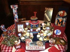 Baby Shower Themes Ideas For Boys