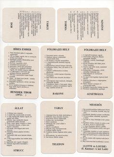 Szabály: Tartozékok: Tábla: Kártyák: ... Personalized Items, Heart, Sweet, Candy, Hearts