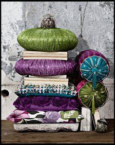India jewel tone fabrics