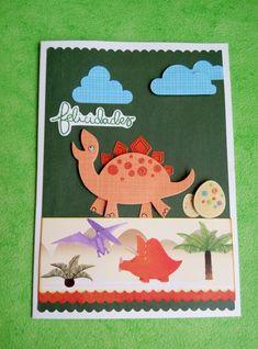 Tarjeta Dinosaurio