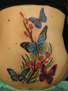 Butterfly Tattoo | Butterfly_tattoo_266.jpg