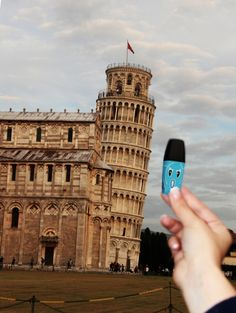 Picture from participant of our Travel with STABILO competition on Facebook.