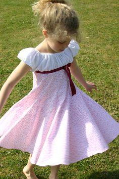 Kleid elodie lila