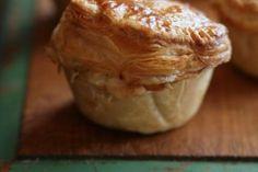 Small scallop party pie
