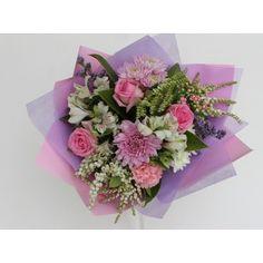 Kamo Florist - Pastel Bouquet - Florists Choice