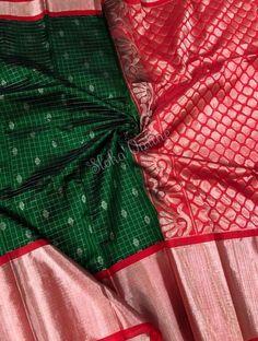 Discover thousands of images about Latest Pure Kuppadam Pattu Sarees